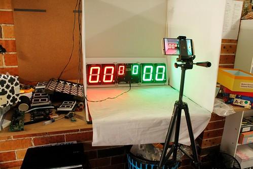 Arduino based digital Scoreboard  (359)