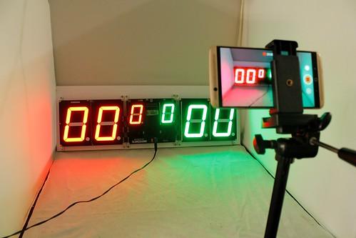 Arduino based digital Scoreboard  (357)
