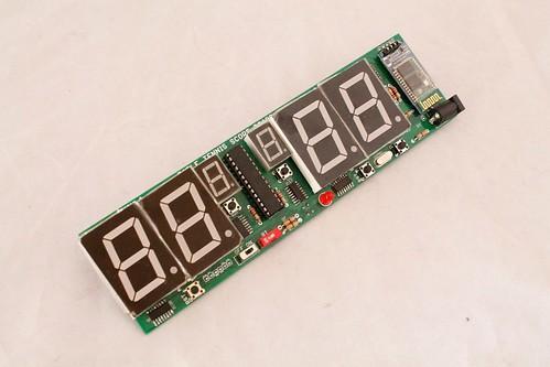 Arduino based digital Scoreboard  (351)