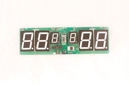 Arduino based digital Scoreboard  (341)