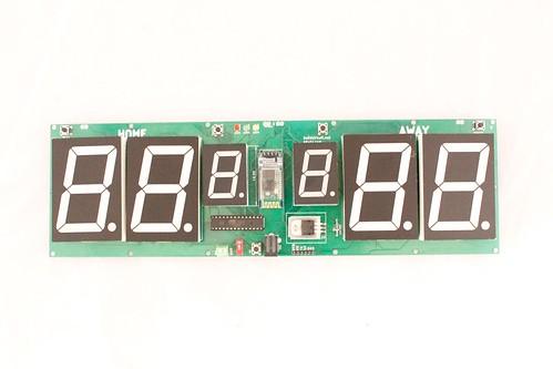 Arduino based digital Scoreboard  (340)
