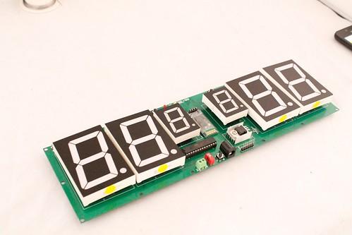 Arduino based digital Scoreboard  (339)