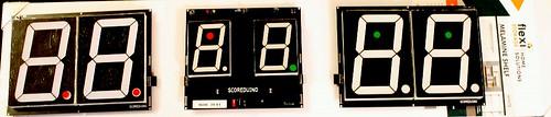 Arduino based digital Scoreboard  (328)
