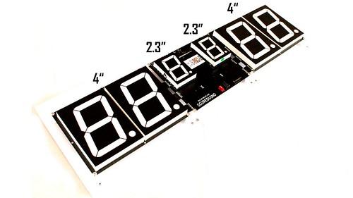 Arduino based digital Scoreboard  (326)