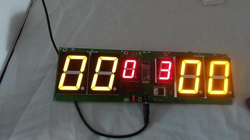 Arduino based digital Scoreboard  (311)