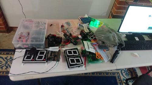 Arduino based digital Scoreboard  (303)