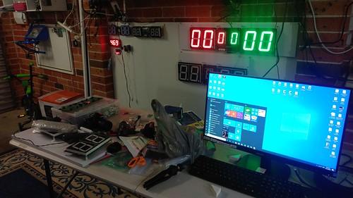 Arduino based digital Scoreboard  (306)