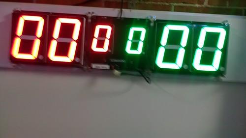 Arduino based digital Scoreboard  (291)