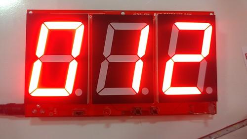 Arduino based digital Scoreboard  (280)