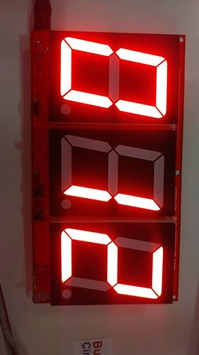 Arduino based digital Scoreboard  (279)