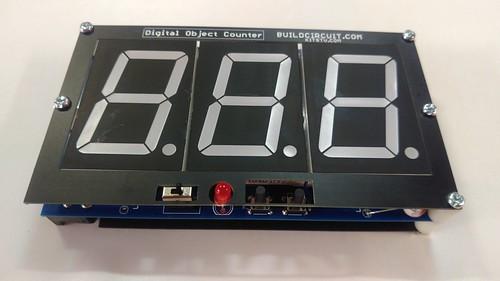 Arduino based digital Scoreboard  (265)