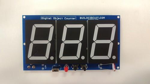 Arduino based digital Scoreboard  (261)
