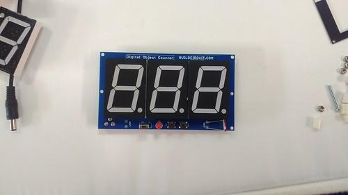 Arduino based digital Scoreboard  (259)