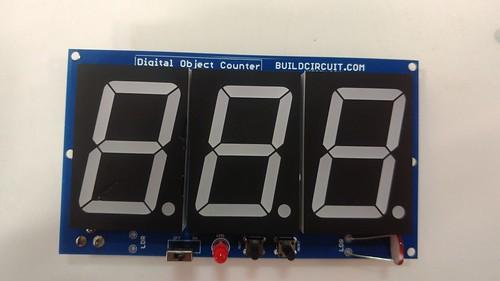 Arduino based digital Scoreboard  (255)