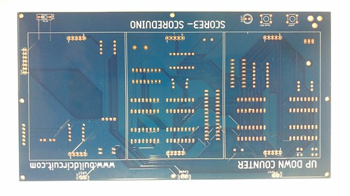 Arduino based digital Scoreboard  (242)