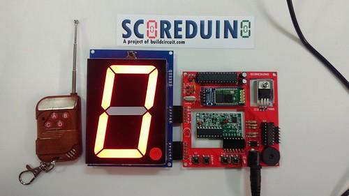 Arduino based digital Scoreboard  (233)