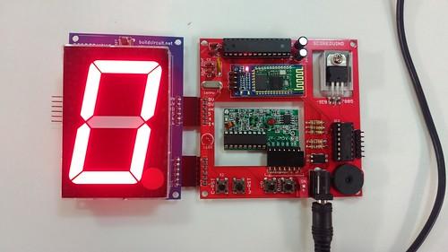 Arduino based digital Scoreboard  (216)