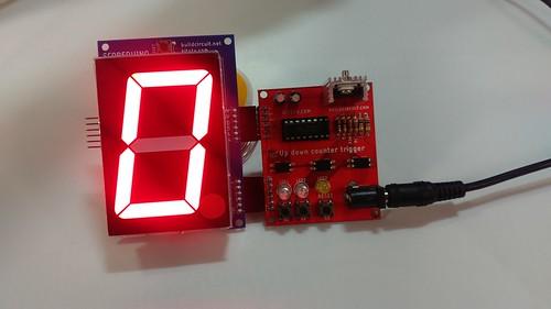 Arduino based digital Scoreboard  (210)