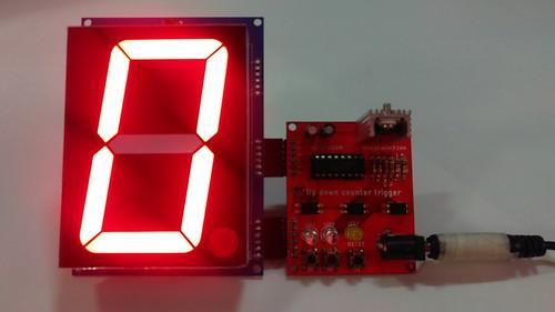 Arduino based digital Scoreboard  (208)