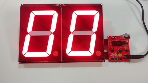 Arduino based digital Scoreboard  (202)