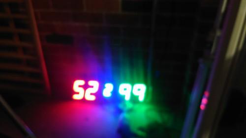 Arduino based digital Scoreboard  (191)