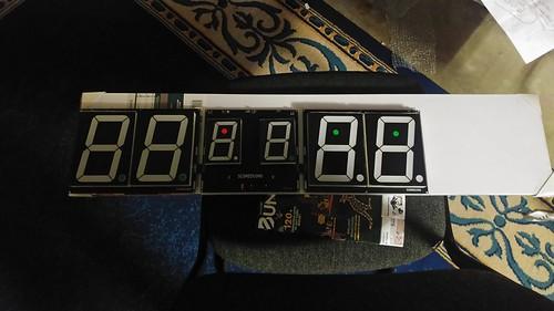 Arduino based digital Scoreboard  (187)