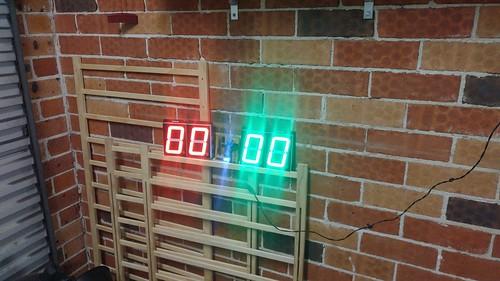 Arduino based digital Scoreboard  (178)