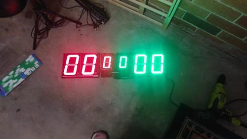 Arduino based digital Scoreboard  (177)