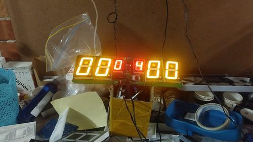Arduino based digital Scoreboard  (173)