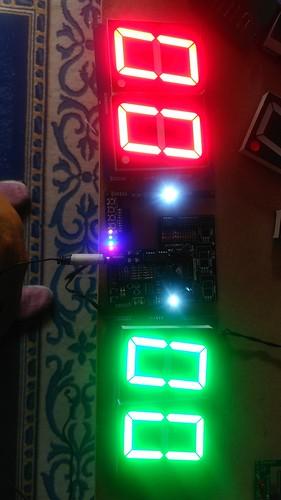 Arduino based digital Scoreboard  (167)