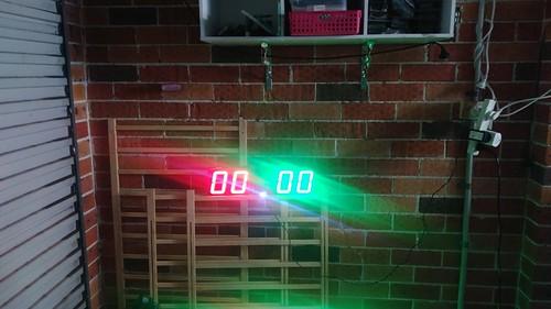 Arduino based digital Scoreboard  (164)