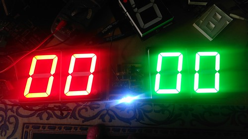 Arduino based digital Scoreboard  (162)