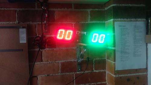 Arduino based digital Scoreboard  (161)