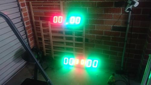 Arduino based digital Scoreboard  (159)