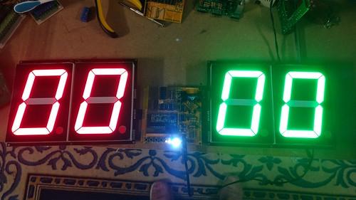 Arduino based digital Scoreboard  (154)