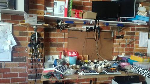 Arduino based digital Scoreboard  (137)