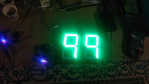 Arduino based digital Scoreboard  (132)