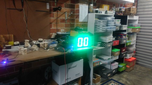 Arduino based digital Scoreboard  (125)