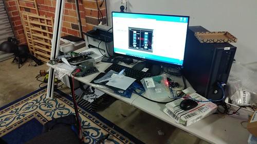 Arduino based digital Scoreboard  (116)