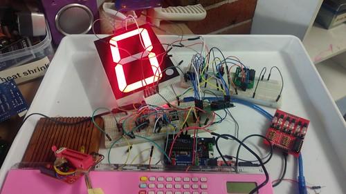Arduino based digital Scoreboard  (95)