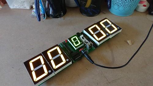 Arduino based digital Scoreboard  (93)