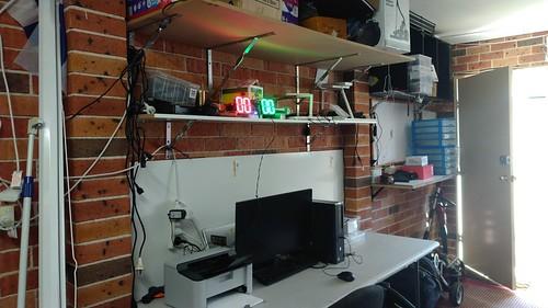 Arduino based digital Scoreboard  (88)