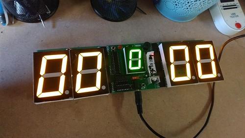 Arduino based digital Scoreboard  (87)