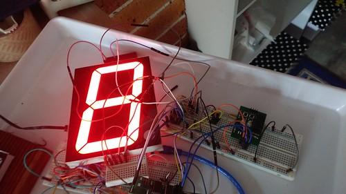 Arduino based digital Scoreboard  (80)