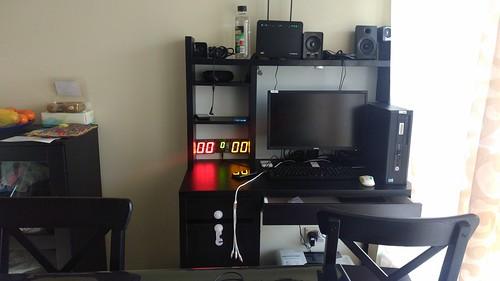 Arduino based digital Scoreboard  (76)