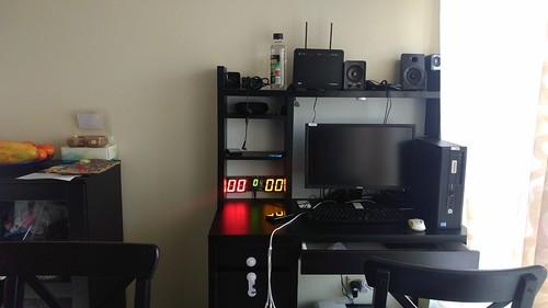 Arduino based digital Scoreboard  (75)