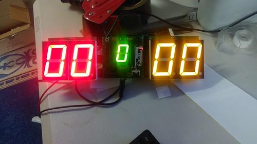 Arduino based digital Scoreboard  (68)