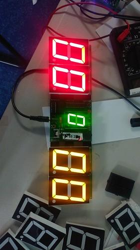 Arduino based digital Scoreboard  (66)
