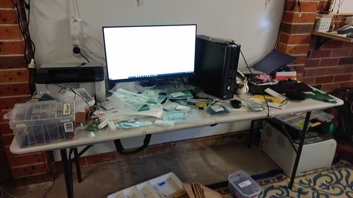 Arduino based digital Scoreboard  (59)