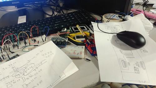 Arduino based digital Scoreboard  (51)